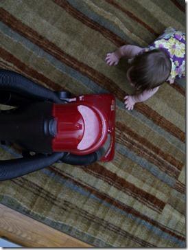 Clara and Vacuum
