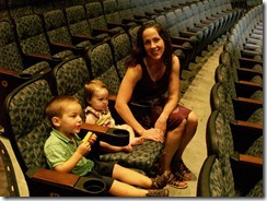 The Family at Smoky Mountain Center For Performing Arts