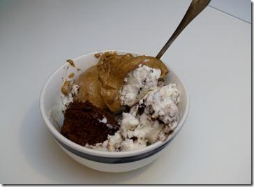 Travis' Icea Cream Bowl