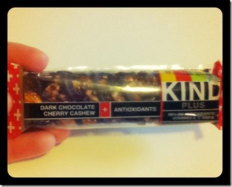 dark chocolate kind bar