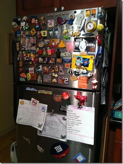 CY refrigerator