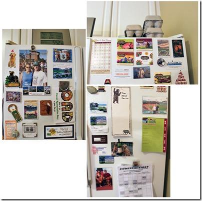 Lauren's fridge