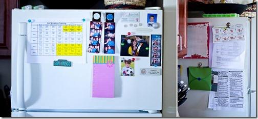 sarah learns - fridge