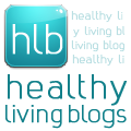 Health Living Blogs Badge