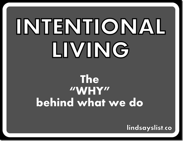 intentionalliving