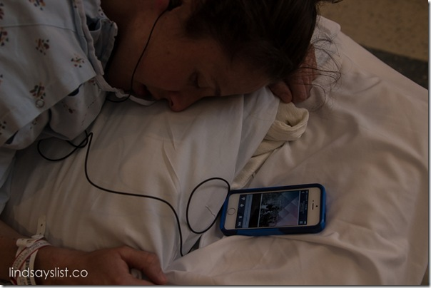 Music While In Labor