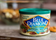 summer entertaining with blue diamond