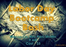 labor day bootcamp bash
