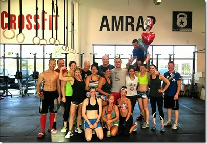 crossfit group