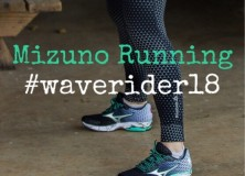 training with the mizuno #waverider18
